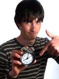 отсутствие tardiness Стоковое Изображение RF