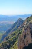 Отсутствующая церковь в горах Стоковое Изображение RF