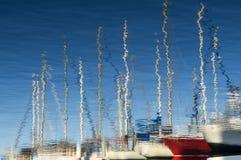 отсутствующее ветрило Стоковая Фотография