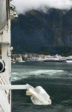 отсутствующий sailing Стоковые Изображения RF