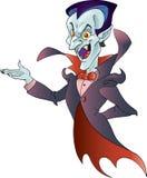 Отсчет вампира Стоковое Фото
