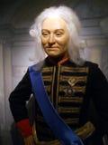 Отсчет Potemkin Экспонат музея воска в Одессе Стоковое фото RF