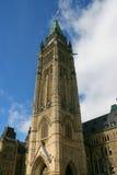 Оттава - дом парламента Стоковые Изображения RF