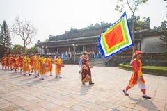 Оттенок, Вьетнам 15-ое марта::  Стоковое Изображение