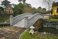 Оттенок городка императоров. Вьетнам. стоковая фотография