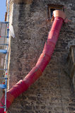 отход воронки s строителя стоковое изображение rf
