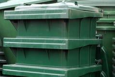 отход контейнеров Стоковое Фото