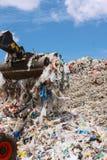 Отход пластмассы - изображение запаса Стоковое Изображение