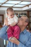 Отцовство Стоковое Изображение RF