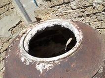 Отчет о фото puteshest в mamayskie katokomby Подземелья с большой историей Стоковое Изображение