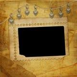 отчуженное фото рамки Стоковая Фотография