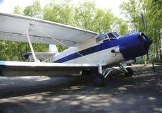 От других цветов малый самолет с винтом Стоковые Фотографии RF