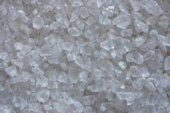 Поверхность от кристаллов Стоковые Изображения