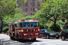 Отделение пожарной охраны Нью-Йорка Стоковая Фотография