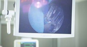 Отделение скорой помощи больничной палаты Стоковое Изображение