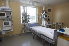 Отдел непредвиденной медицины Стоковые Фотографии RF