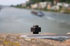 От моста Стоковое Фото