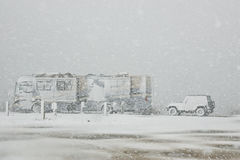 отдыхая зима Стоковые Фотографии RF