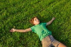 Отдых лета Стоковое Изображение RF
