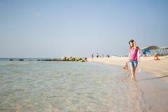 Отдых на море Стоковые Изображения RF