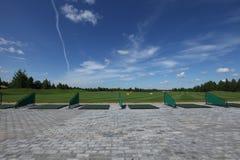 Отдых active гольфа Стоковое Изображение RF