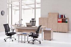 Офисная мебель стоковая фотография rf
