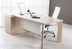 Офисная мебель VIP Стоковое фото RF