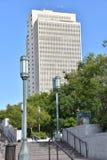 Офисное здание церков на квадрате виска в Солт-Лейк-Сити, Юте стоковая фотография