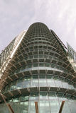 Офисное здание Стоковая Фотография RF