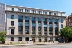 Офисное здание ориентир ориентира в Денвере Стоковое фото RF