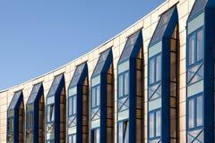 Multistory офисное здание Стоковая Фотография