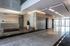Офисное здание Стоковое Изображение RF