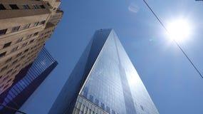 Офисные здания и небоскребы Стоковая Фотография RF