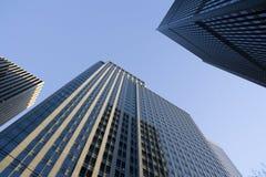 Офисные здания Стоковые Изображения