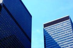 Офисные здания Стоковые Изображения RF