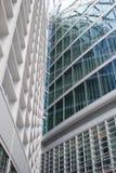 Офисные здания 2 Стоковое Изображение