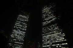 Офисные здания Стоковая Фотография RF