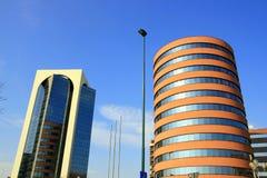 офисы зданий самомоднейшие Стоковое Изображение RF
