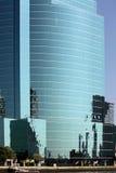 офисы стекла bangkok Стоковое фото RF