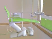 Офис дантиста Стоковое Изображение