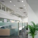 офис банка Стоковые Изображения RF