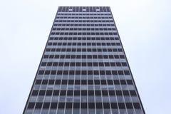офис большого здания Стоковое Изображение