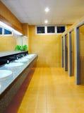 офис ванной комнаты Стоковая Фотография
