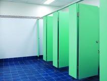 офис ванной комнаты Стоковое Изображение