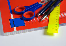офис вспомогательного оборудования Стоковая Фотография RF