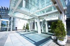офис входа здания самомоднейший Стоковое Фото