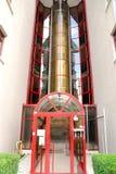 офис входа здания Стоковая Фотография