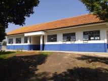 Офис в моей деревне стоковая фотография