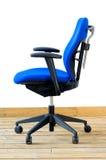офис голубого стула самомоднейший Стоковая Фотография RF