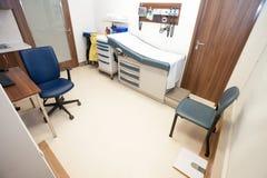 Офис домашнего врача Стоковая Фотография
